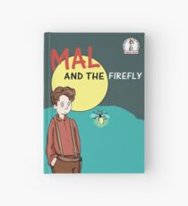 Mal and the firefly Hardcover Journal