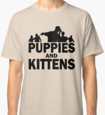 Z Nation: Puppies and Kittens Classic T-Shirt