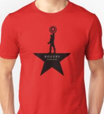 Rogers: An American Hero T-Shirt