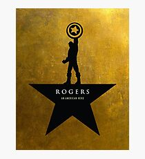 Rogers: An American Hero Photographic Print