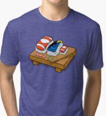 Camiseta de tejido mixto Nemo Sushi
