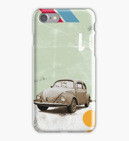 The Beettle iPhone Case/Skin