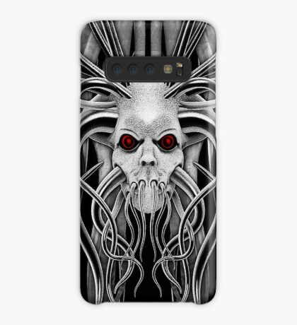 Cthulhu / Kraken Nightmare in Monochrome Case/Skin for Samsung Galaxy