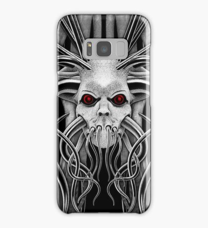 Cthulhu / Kraken Nightmare in Monochrome Samsung Galaxy Case/Skin