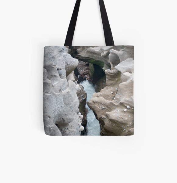 Force of nature All Over Print Tote Bag