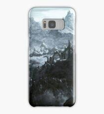 Skyrim landscape Blackreach print Samsung Galaxy Case/Skin