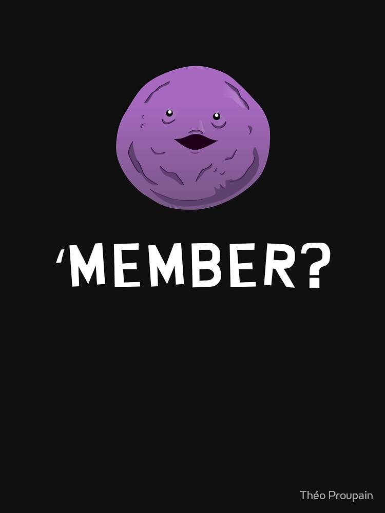 'MEMBER? | Unisex T-Shirt