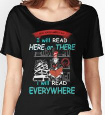 Read Across America Day - Dr Seuss Women's Relaxed Fit T-Shirt