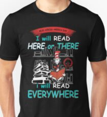 Read Across America Day - Dr Seuss T-Shirt