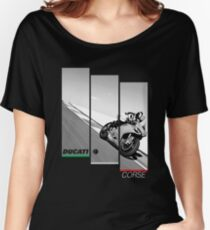 Ducati Corse Women's Relaxed Fit T-Shirt