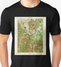 USGS TOPO Map California CA Dunsmuir 299340 1935 125000 geo T-Shirt