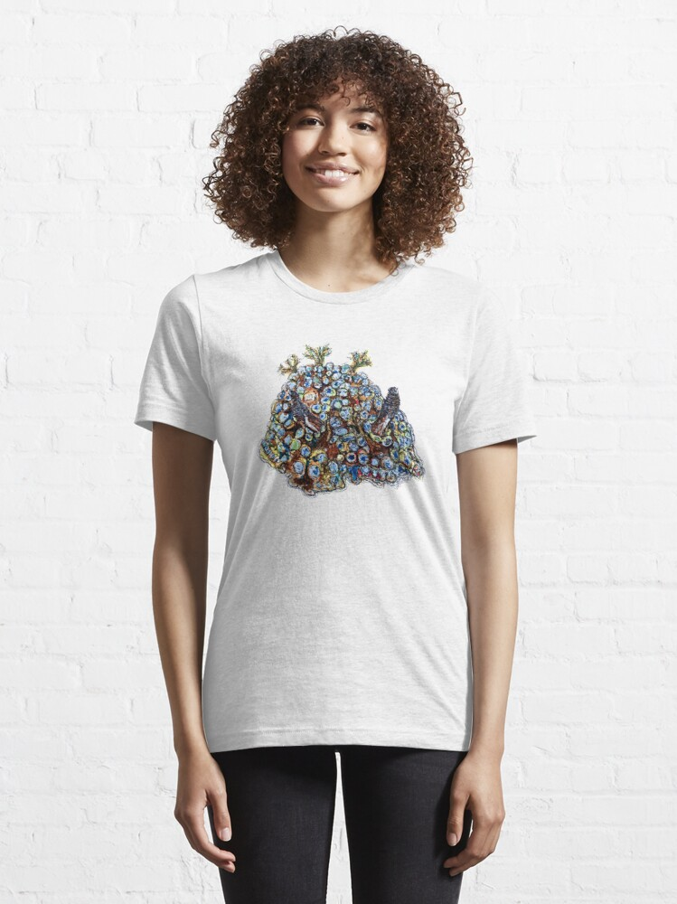 Alternate view of Chokkie the Nudibranch Essential T-Shirt