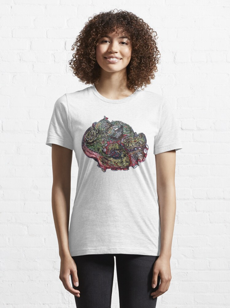 Alternate view of Pylonious the Octopus Essential T-Shirt