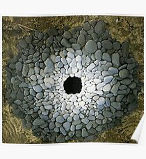 Land Art - Andy Goldsworthy Poster
