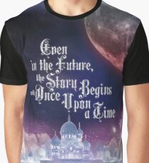 Cinder - Once Upon a Time Graphic T-Shirt