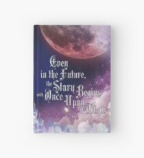 Cinder - Once Upon a Time Hardcover Journal