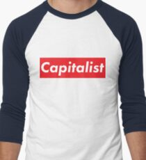 Capitalist supreme inspired T-Shirt