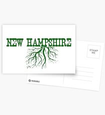 New Hampshire Roots Postcards