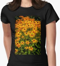 Black Eyed Susans Women's Fitted T-Shirt