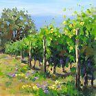 «En el viñedo» de Karen Ilari