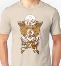 Sabertooth Tiger Unisex T-Shirt