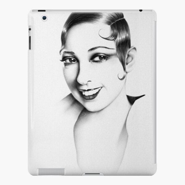 Josephine Baker Minimal Portrait iPad Snap Case