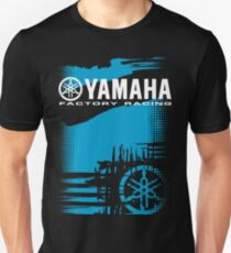 Yamaha Factory Racing Unisex T-Shirt