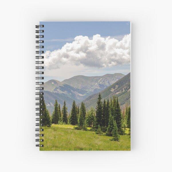 mountains Spiral Notebook