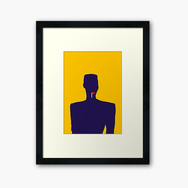 Grace Jones - Nightclubbing Framed Art Print