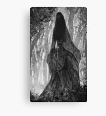 Following Canvas Print