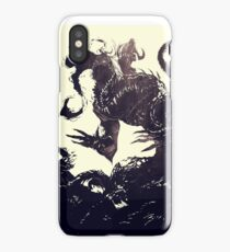 Wuming - Lord of the Darkness iPhone Case/Skin