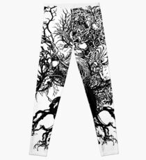 The Tree of Infinity Leggings