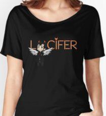 Lucifer Morningstar Women's Relaxed Fit T-Shirt
