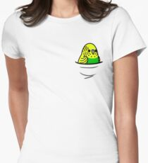 Too Many Birds! - Yellow n' Green Budgie T-Shirt
