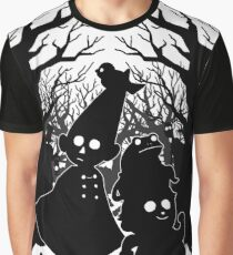 Over The Garden Wall - Adelaide Parade Graphic T-Shirt