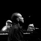 Kofi Burbridge of the Tedeschi Trucks band by kailani carlson