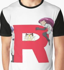 Team Rocket - Pokémon Graphic T-Shirt