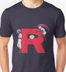Team Rocket - Pokémon Unisex T-Shirt