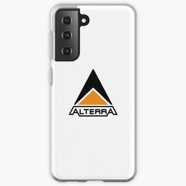 BEST SELLER - Alterra logo Merchandise Samsung Galaxy Soft Case