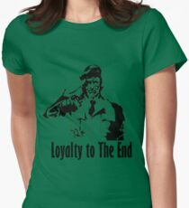 Metal gear solid 3 Women's Fitted T-Shirt