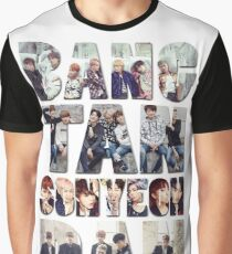 BTS  Graphic T-Shirt