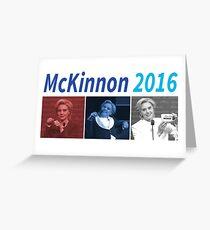 McKinnon 2016 Greeting Card