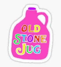 ~Rainbow Jug~ Sticker