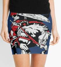 Miller Marauders Heritage Collection Mini Skirt