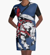 Miller Marauders Heritage Collection Graphic T-Shirt Dress