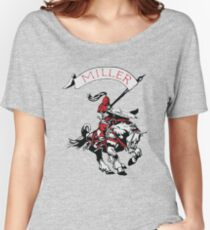 Miller Marauders Heritage Collection Women's Relaxed Fit T-Shirt