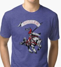 Miller Marauders Heritage Collection Tri-blend T-Shirt