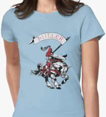 Miller Marauders Heritage Collection Women's Fitted T-Shirt