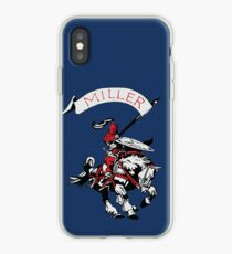 Miller Marauders Heritage Collection iPhone Case