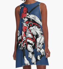 Miller Marauders Heritage Collection A-Line Dress